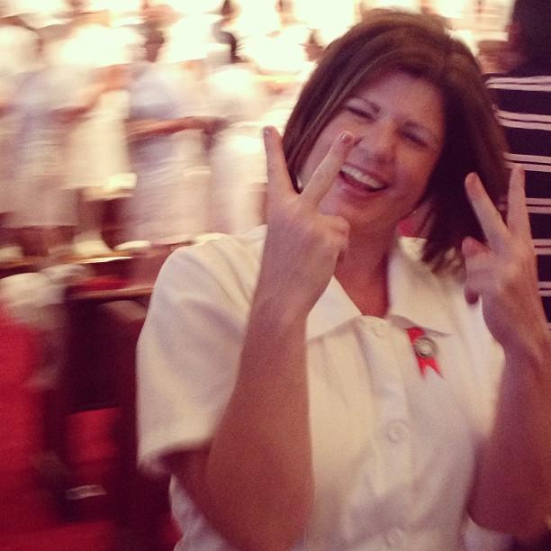 Joking Nurse