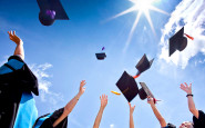Come, weary students—it's time to celebrate graduation