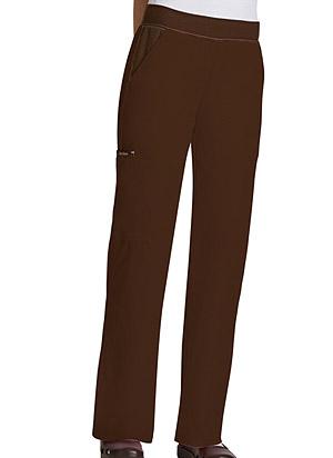 brown scrubs pants