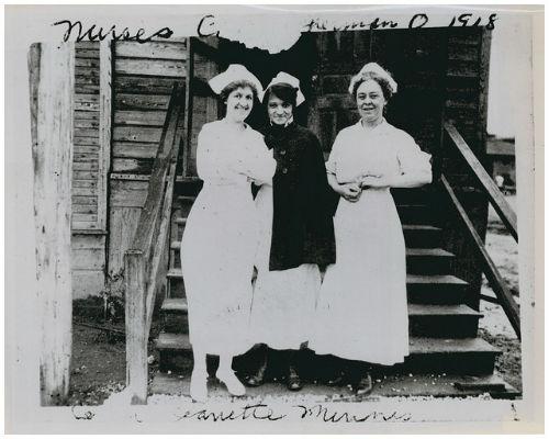 1918-nurses