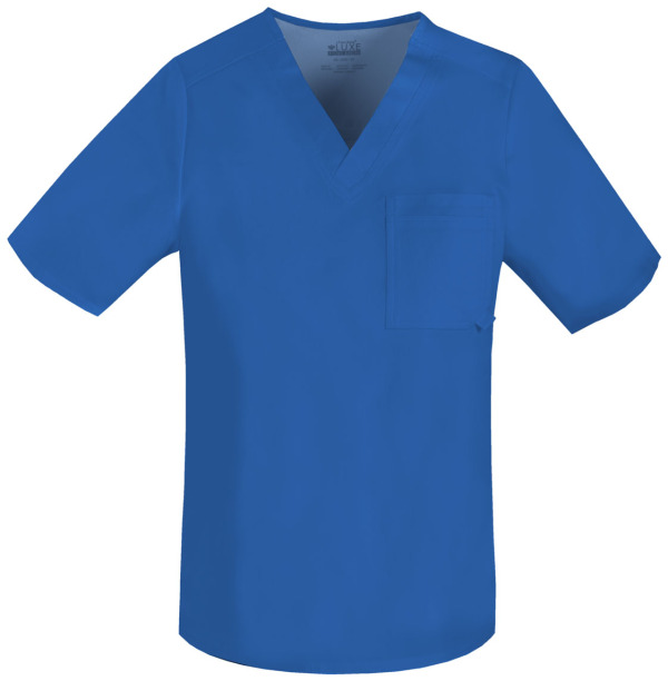 Royal Blue Men's Top