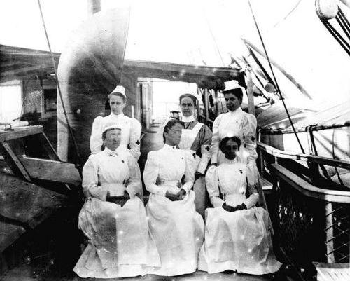 19th-century-nurses