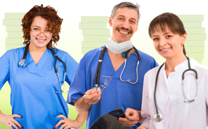 iStockPhoto | ThinkStock + Scrubs