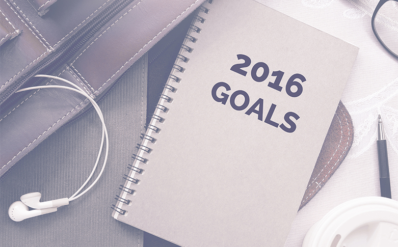 New Year's Resolutions & Goals