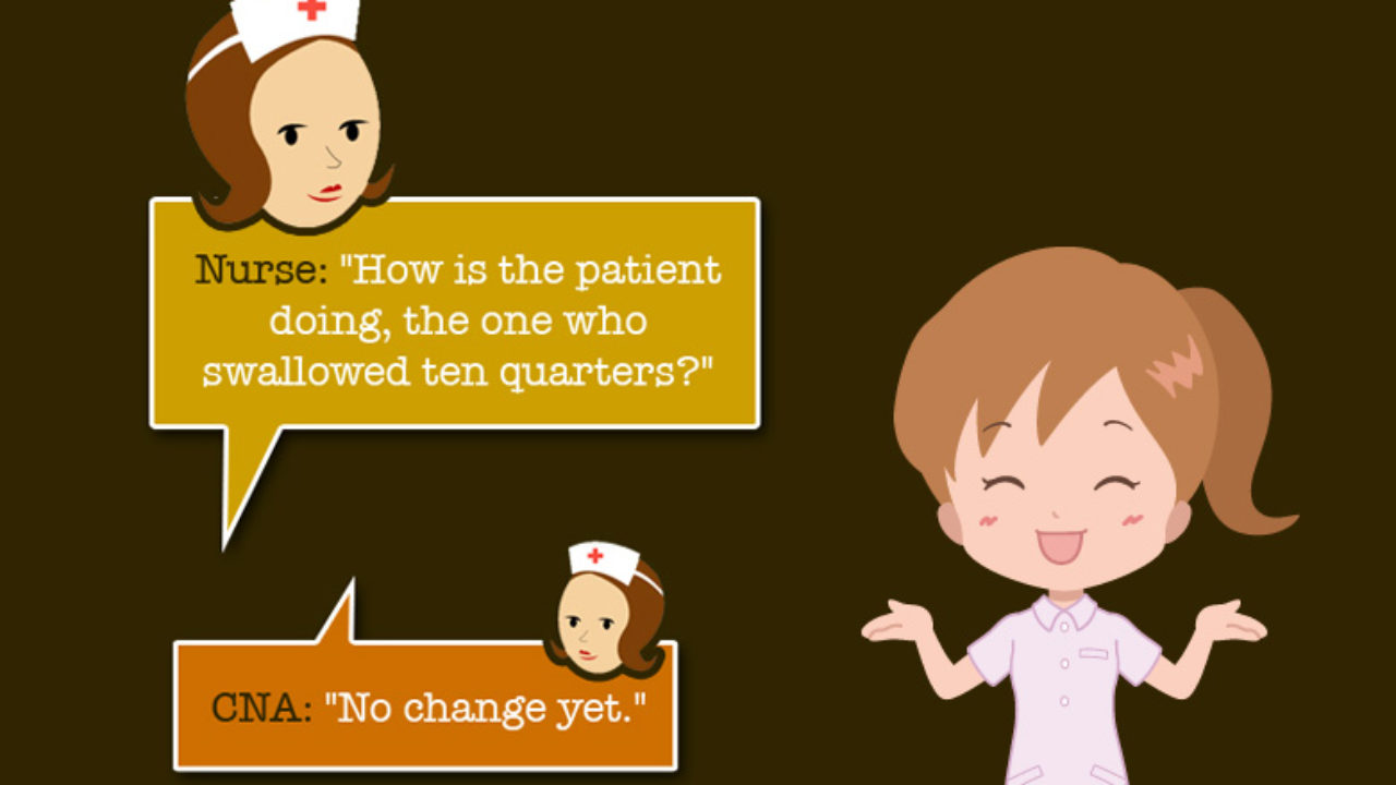 10 Funny Memes For Cnas Scrubs The Leading Lifestyle Nursing