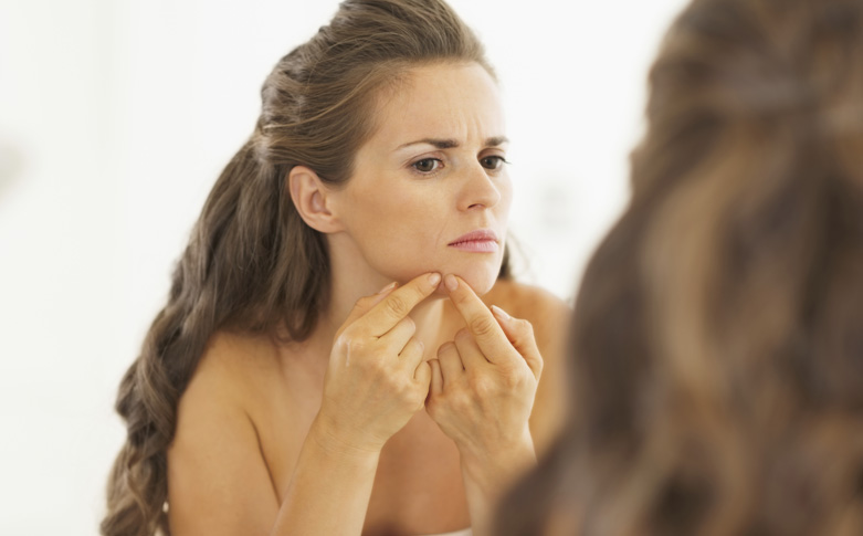 How to prevent acne infections nurses are prone to contracting