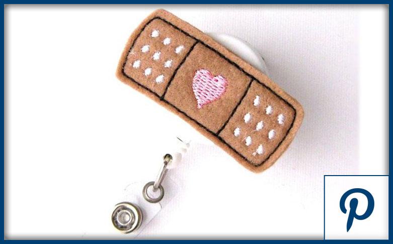 bf3e91777ea Nurse bling: 5 awesome Pinterest finds for nurses - September 8 ...