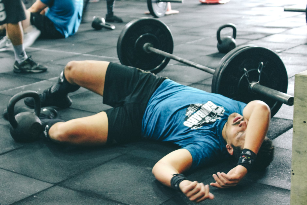 Lethal Workouts: CrossFit