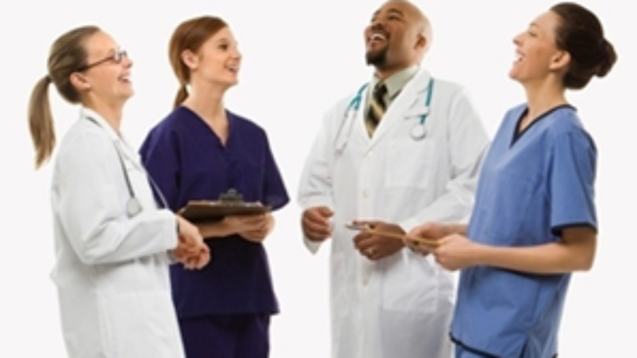 """The specialty where nurses laugh the most is..."""" - Scrubs 