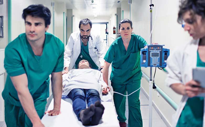 Dear America I Am An Emergency Department Nurse Scrubs