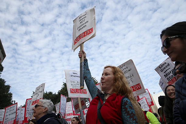 Nearly 4,000 Kaiser Mental Health Workers to Strike Throughout California