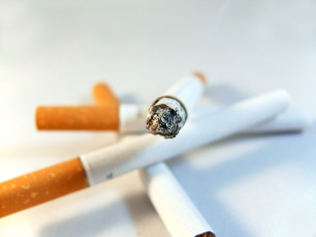 Cigarette Smoking Drops to an All-Time Low Rate of 14%