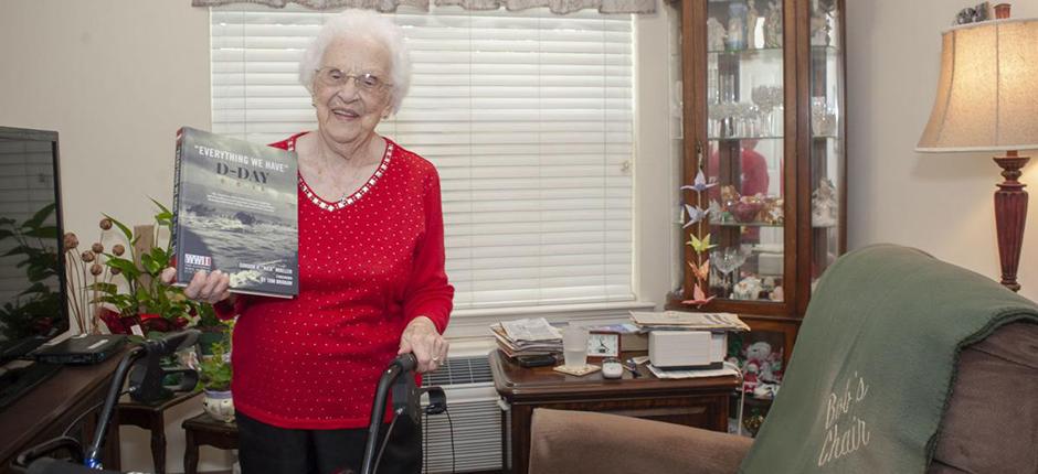 Celebrate Nurses Week by Remembering the Nurses of WWII