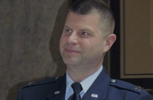Captain Jason Straw USAF, NC (Retired), BSN