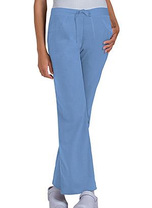print scrubs pants