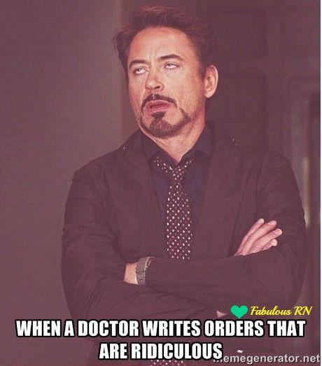 Robert Downey Jr. rolling his eyes