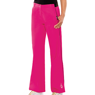 Baby Phat's girly things scrubs pant