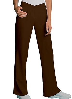 cherokee flat front pants