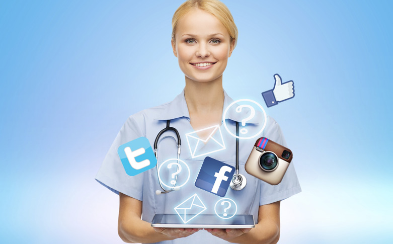 social media for nurses What nurses should use social media for there are many ways nurses can interact with social media in a positive way for example, posting healthy tips on twitter, discussing their passion for caring for others, or sharing an article about a drug recall allows a nurse to keep their followers informed without jeopardizing any private information.