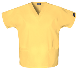 Cherokee - Dandelion Yellow scrub top