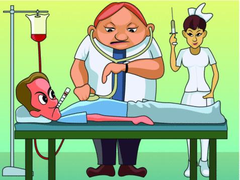 nurse caption contest April 11, 2011