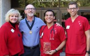 How This Student Nurse Is Preventing Suicides At USC