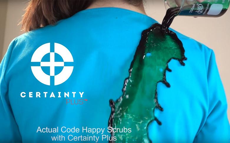 Certainty Plus Antimicrobial Scrubs