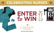 Sofia Vergara & Careisma Scrubs Nurses Week Giveaway