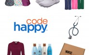Nursemas: Code Happy Winter Giveaway
