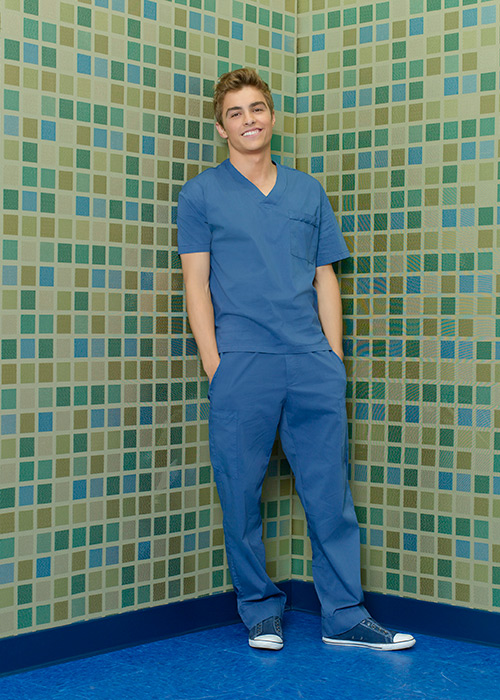 Dave Franco in Scrubs