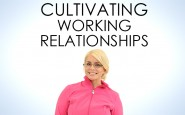 """How do I build better work relationships?"""