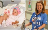 Former CHOA patient, Cancer Survivor Becomes Pediatric Nurse