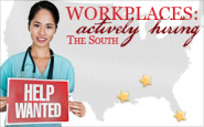 The List: Workplaces that are hiring in the South