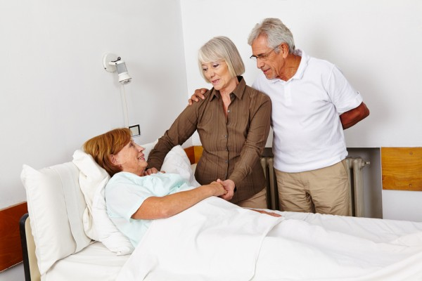 How Much Can You Share With a Patient's Family_
