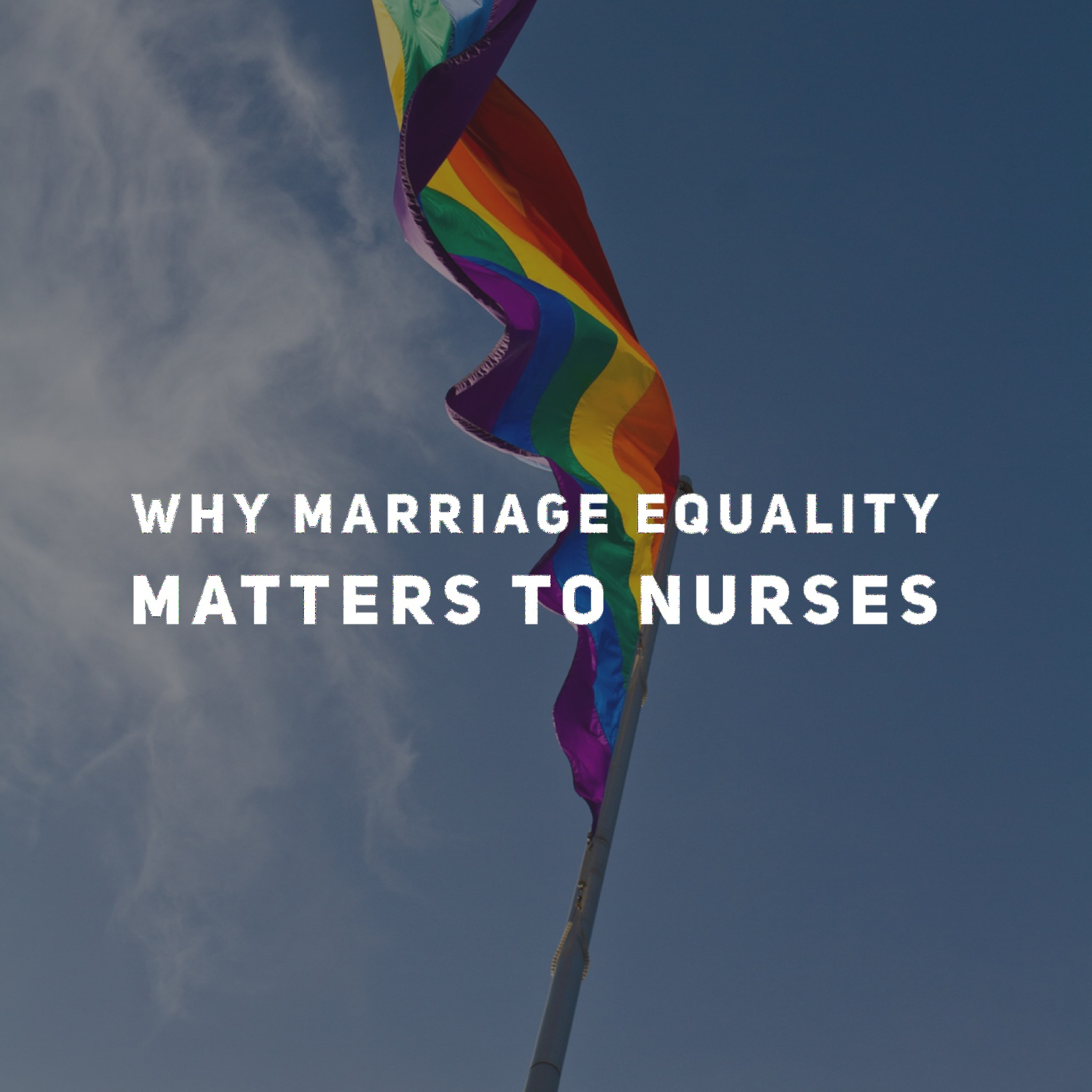 why marriage matters Is marriage an old-fashioned, outmoded institution is it merely a piece of paper, having no real impact on our lives.