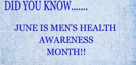 June Is Men's Health Month – 5 Diseases That Disproportionately Affect Men