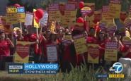 Kaiser Permanente Nurses Have Begun Their 7-Day Strike