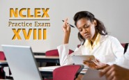 NCLEX practice exam XVIII