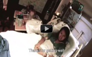 WATCH: Nina Pham, the first U.S. nurse diagnosed with Ebola, speaks from her hospital bed