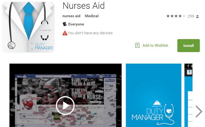 Nurses Aid