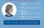 nursing hairstyles