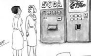Nurse cartoons – break room choices