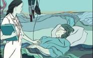 A portrait of the nurse as a poet