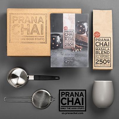 Prana Chai Gift Box Complete