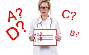 Nursing school test results