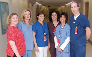 Westchester Medical Center Nurse Team