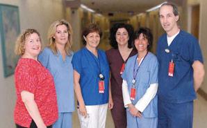 Westchester Medical Center Nurse Team