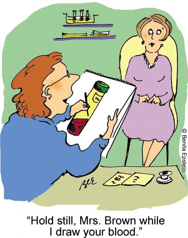 how to draw a cartoon nurse
