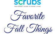 Scrubs' Favorite Fall Things