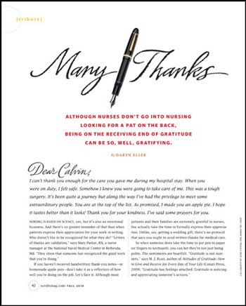 Dear nurse are you thanked enough scrubs the leading lifestyle dear nurse are you thanked enough scrubs the leading lifestyle nursing magazine featuring inspirational and informational nursing articles thecheapjerseys Image collections